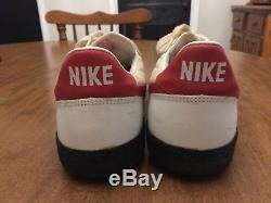 1982 Nike Vintage Original Field General Turf Waffle Shoes Cleats Size 10 Mens