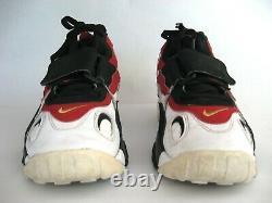 2012 Nike Air Max Speed Turf Men's 10.5 49ers Athletic Shoe Sneaker 525225-101