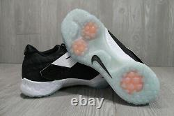 54 Nike Force Zoom Trout 6 Turf AT3463-001 Black White Mens Shoes Size 12 13