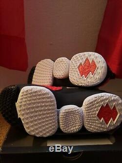 8.5 MEN'S Nike Lebron 15 XV Prime Diamond Turf Deon Sanders Red Gold AO9144 600