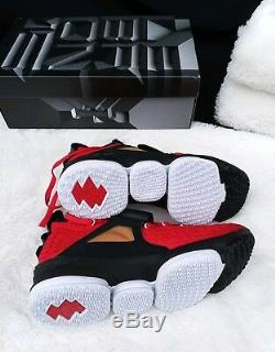 8 MEN'S Nike Lebron 15 XV Prime Diamond Turf Deon Sanders Red Gold AO9144 600
