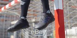 ADIDAS NEMEZIZ TANGO 17+ 360 AGILITY TURF SOCCER SHOES Black