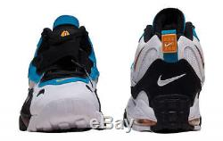 AUTHENTIC NIKE Air Max Speed Turf 525225 100 Dolphins Dan Marino Teal men size