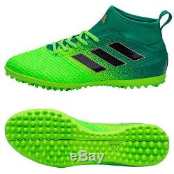Adidas ACE 17.3 Primemesh TF Football Shoes Turf Soccer Cleats Green BB5972