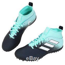 Adidas ACE Tango 17.3 TF Turf Football Shoes Soccer Cleats Mint/Black S77083
