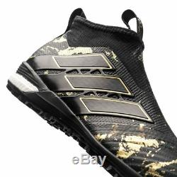 Adidas Ace 17.1 + PureControl TF Turf Sz 7.5 Limited Pogboom Pogba Soccer Shoes