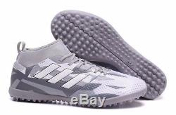 Adidas Ace 17.3 Primemesh TF Turf 2017 Soccer Cleats Shoes Camo Gray / White
