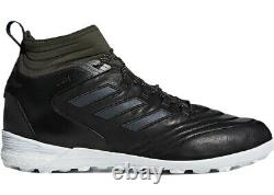 Adidas BB7430 Copa Mid TF Turf GTX Soccer Shoes Leather Boost Sz UK 8.5 (#F44)