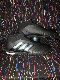Adidas Boost Ace Tango 17+ PureControl Black Turf Soccer Sz 11.5 NEW BY1942