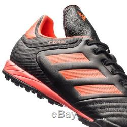 667997dab Adidas Copa 17.3 Tango TF Turf 2017 Soccer Shoes New Black   Solar Red  (Orange)