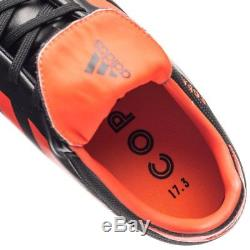 Adidas Copa 17.3 Tango TF Turf 2017 Soccer Shoes New Black / Solar Red (Orange)