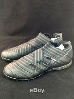 Adidas Men's Nemeziz Tango 17+ 360 Agility TF Soccer turf cleats BB3656 Size 12