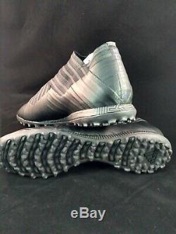 Adidas Men's Nemeziz Tango 17+ 360 Agility TF Soccer turf cleats BB3656 Size 12