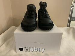 Adidas Mundial Team All Black Size 11 Turf Soccer Shoes Copa