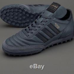 455462e1dacb Adidas Mundial Team Grey Limited Edition Soccer Cleats Shoes Turf Size US  11.5
