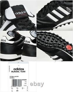 Adidas Mundial Team Men's Futsal Shoes Football Soccer Turf Black 019228