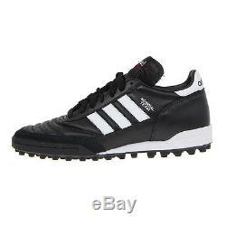 Adidas Mundial Team Turf Futsal Football Shoes Soccer Cleats Black/White 019228