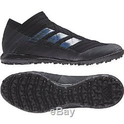 Adidas NEMEZIZ TANGO 17+ 360AGILITY TF Turf Soccer Shoes Sz. 9.5 Black