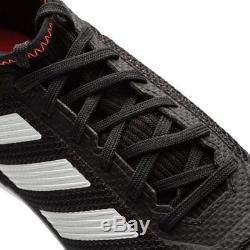 Adidas Predator 18.3 Tango TF Turf 2018 Soccer Shoes New Black White Gold