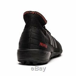 Adidas Predator 19.3 Tango TF Turf 2018 Soccer Shoes Brand New Archetic Black