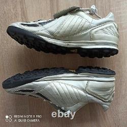 Adidas Predator Mania Manado TF Turf UK 10 US 10.5 Beckham Zidane Rare Boots