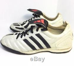 Adidas Predator Mens Size 9 Astro Turf Football Boots Shoes Mania Champagne