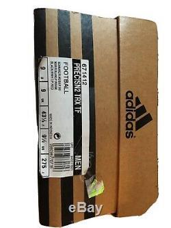 Adidas Predator Precisn2 TRX TF Men's 9.5 Turf Soccer Shoes