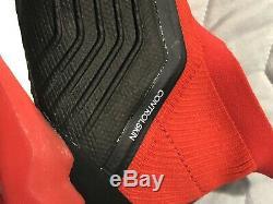 Adidas Predator Tango 18+ TF Men's Size 13 Turf Soccer Shoes DB2058 Red Black