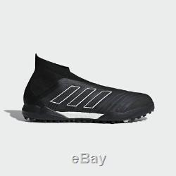 Adidas Predator Tango 18+ TF Men's Turf Indoor Soccer Shoes Boost Black DB2057