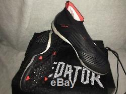 Adidas Predator Tango 18+ Turf Soccer Shoes Size 9.5