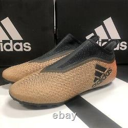 Adidas X Tango 17+ Purespeed TF Turf Soccer Shoes Rare Limited Edition US 10