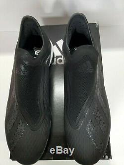 Adidas X Tango 18+ Turf Men's Soccer Shoe Black-White