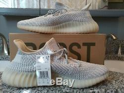 Adidas Yeezy BOOST 350 V2 LUNDMARK Men's Size 11.5 FU9161 Ready to ship In Hand