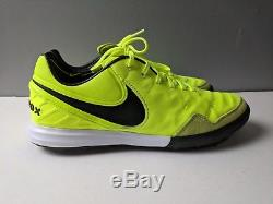 Brand New Men's Nike TiempoX Proximo TF Indoor Soccer Turf Shoes Size 7.5