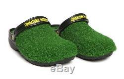 Chinatown Market x Crocs Dimitri Clog Grass Turf Size US Mens 12 Deadstock