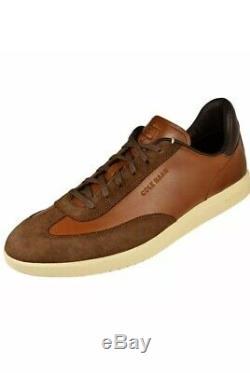 Cole Haan Mens Grandpro Turf Sneaker British/Tan Size 9M C29166