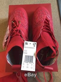 DS Adidas DB Accelerator TF David Beckham Turf Soccer Shoes Size 10 Limited