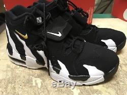 Ds Mens Nike Air Dt Max 96 Diamond Turf Deion Sanders 316408 003 Sz 9.5 Noboxlid
