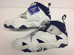 Emmitt Smith Signed Reebok Football Preseason Turf Shoes Cowboys HOF JSA b97833c5a