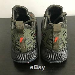 FLORIDA GATORS Nike NCAA Vapor Speed Turf Shoes Swamp Skin 924775-280 Mens 12 US