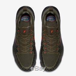 FLORIDA GATORS Nike NCAA Vapor Speed Turf Shoes UF Football Mens Size 9