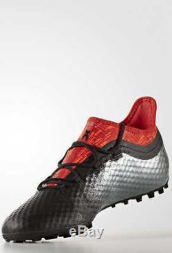 Football shoes Adidas Scarpe Calcio X Tango 16 1 Calcetto Turf Grigio 01 sx.jpg 674e0ec3f71