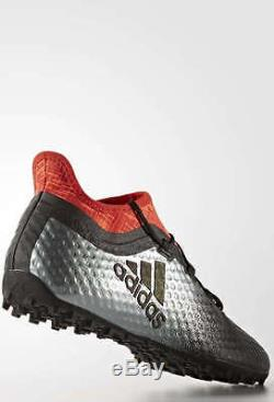 Football shoes Adidas Scarpe Calcio X Tango 16.1 Calcetto Turf Grigio
