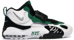Men Nike Air Max Speed Turf Retro Philadelphia Eagles Shoes BV1228-100 Size 12