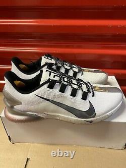 Men's NIKE AIR FORCE ZOOM TROUT 7 TURF Training Shoe -Size 11.5 CQ7225-110