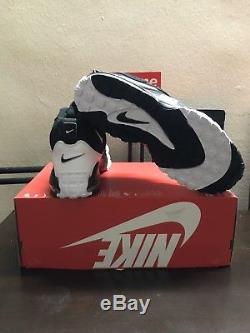 Men's Nike Air Max Speed Turf Training Black/White 525225-011 Size 8.5