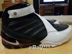 Men's Nike Air Zoom Vick 3 III Atlanta Falcons Turf Trainers 832698-001 Sz 11.5