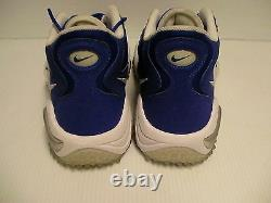 Men's Nike air zoom turf jet running shoes blue size 11 us