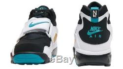 Mens Nike Air Diamond Turf Emerald 309434-013 100% Authentic