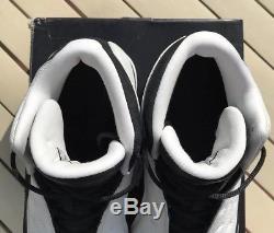 Mens Nike Air Jordan Retro 13 Size 13 White/Black-Turf Red He Got Game XIII